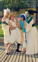 MAGI - Masters and learners! by AyaxSoundless