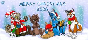 MERRY CHRISTMAS 2006 by nanook123