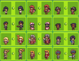 Hero oh Hero sprite update. by Neoriceisgood