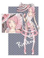 Adoptable H-04 Auction (CLOSED) by Ririkou-Adopts