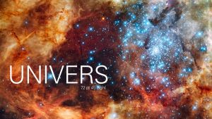 Univers, the Wallpaper by harajukumatt
