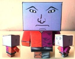 Cubeecraft Metamorpho Completed by handita2006