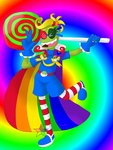 MnLxHS: Trickster Fawful by PuppyLuver