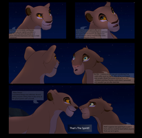 The Lion King: A Queen Reign: Page 5 by WhiteDansha