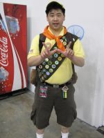Fanime 2010 - Russell by Cosphotos