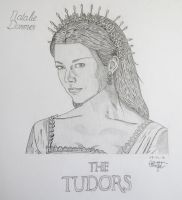 Natalie Dormer (The Tudors) by Albertinez