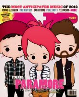 Paramore Alternative Press Cartoon by fuckingdaytoremember