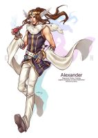 Comm: Alexander by Noiry