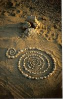 Stone spirale by Ajraan
