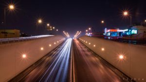 Tunnel of Speed by DrawingForLiving