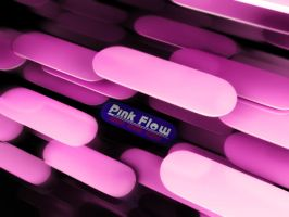 Pink Flow by Sha-X-doW