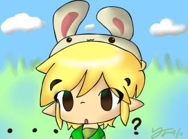 LoZ: Easter much? by tooncellos219