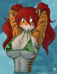 Antigravity Tigress by avencri