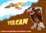 CR - MISSION PET: VULCAN by crimson-grizzly