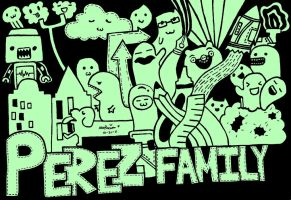 doodle:perez family by andreakris