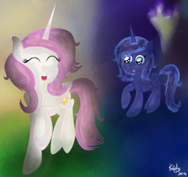 Day and night by KristySK