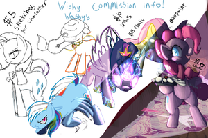Commission Info by ClexYoshi