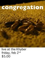congregation flyer by theNawaz