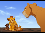 Kion's Adventure in Babysitting Aftermath by TC-96