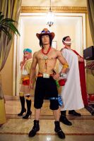 One Piece Mini Group by SoCoPhDPepper