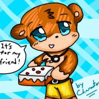 What will you do with that cake? by charactor