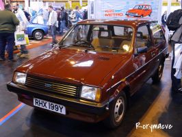 1982 Austin Metro by The-Transport-Guild
