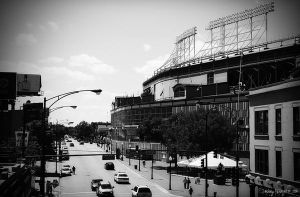 Wrigley Field 04 by PeppermintStripe