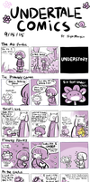 UNDERTALE COMICS by NightMargin