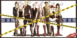 Fashion Fantasy XIII - BAD TASTE RETURNS by XForever