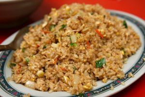 Fried rice by patchow