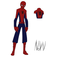 My Spider-Man: Design 9 by NoXV