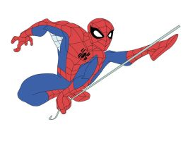 spectacular spider man by brigz7071