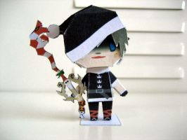 Template_Sora Christmas town ver by smilerobinson