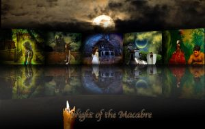 Night of the Macabre by 3punkins
