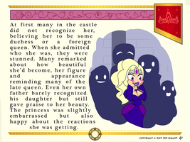 Another Princess Story - Intrigue and Praise by Dragon-FangX