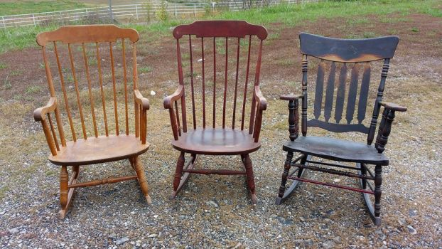 Rocking Chairs by Simplytina