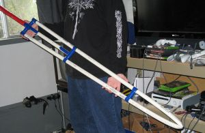 Duct Tape Sword - base by Ootman
