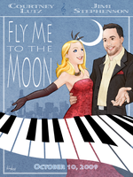 Fly Me to the Moon by MichaelMayne