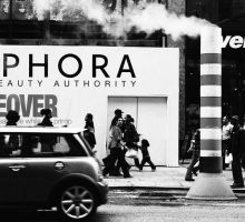 New York: Sephora. by inbrainstorm