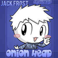 Jack Frost - Onion Head by Dhaliixa1D