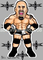 bill goldberg color by abnormalchild