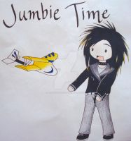 Jumbie time by AitheriosKaulitz
