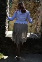 Shooting #3: Castle ruin (IMG 7) by FadingHistory