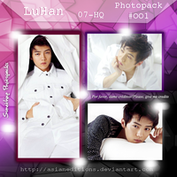 +LUHAN | Photopack #OO1 by AsianEditions