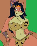 BG Queen of the Amazons by SuperSaiyanCrash