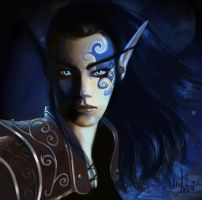 Luin'Elee by delira
