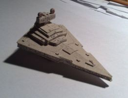 Stardestroyer Imperial class by field-commander