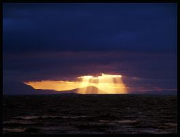 Scotland XXIV - Rays of the... by MichiLauke