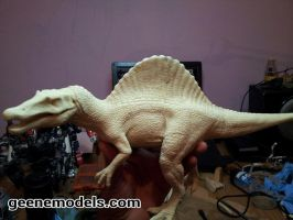 Spino1/35 resin casting by GalileoN