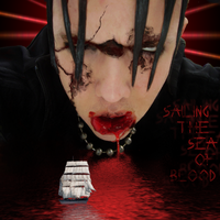 Sailing the Sea of Blood by Tellaine